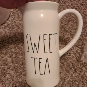 Rae Dunn SWEET TEA🍋 pitcher